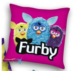 Vankúšik Furby ružový