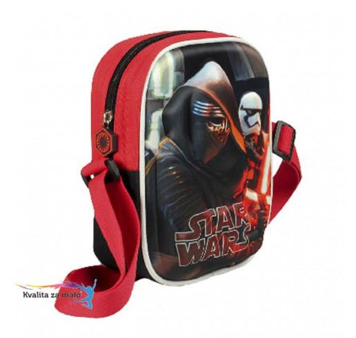 edd16aa880 Taška cez rameno 3D Star Wars Kylo Ren 18cm