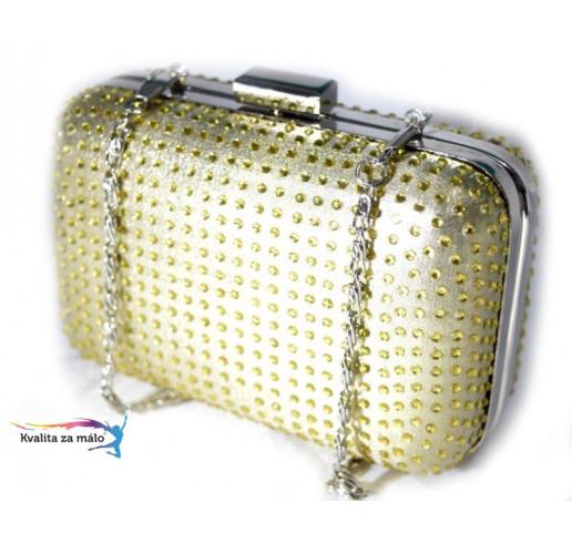 798d0c7c1d6fd Fashion Jewerly Farba zlato-strieborná priemer 45mm